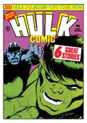 Hulk Comic (UK) Vol 1 6