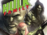 Hulk Family: Green Genes Vol 1 1