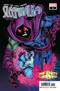 Infinity Wars Sleepwalker Vol 1 1