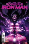 Invincible Iron Man Vol 3 5