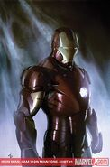 Iron Man I Am Iron Man Vol 1 1 Textless