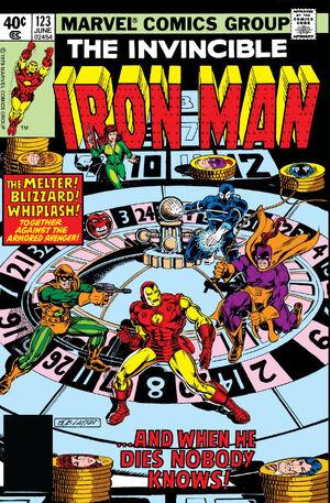Iron Man Vol 1 123