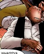 Jesse James (Earth-8101) from Marvel Apes Vol 1 1 0001