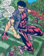 Julian Keller (Earth-616) from New X-Men Vol 2 4 0001
