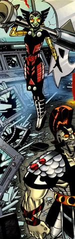 Knights of Ikon (Earth-616)