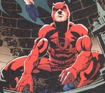 Matthew Murdock (Earth-7642) from Daredevil Batman Vol 1 1 001
