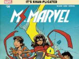 Ms. Marvel Vol 4 30