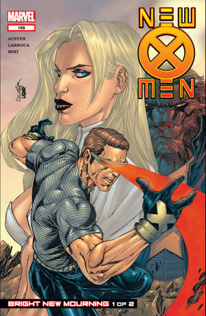 New X-Men Vol 1 155