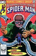 Peter Parker, The Spectacular Spider-Man Vol 1 78