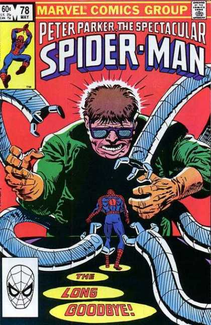 Peter Parker, The Spectacular Spider-Man Vol 1 78.jpg