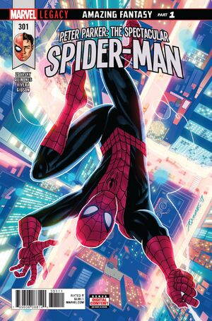 Peter Parker The Spectacular Spider-Man Vol 1 301