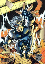 Pietro Allen (Earth-96446) from Amalgam Comics (Trading Cards) 0001