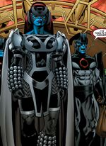 Pursuer Corps (Earth-616) from All-New Marvel NOW! Point One Vol 1 1.NOW 001