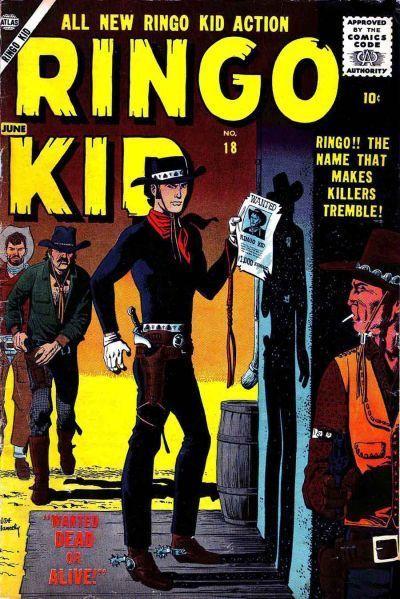 Ringo Kid Vol 1 18