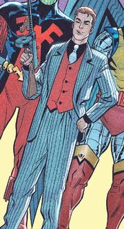Ritchie Redwood (Earth-616) from U.S.Avengers Vol 1 12 001