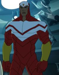Samuel Wilson (Earth-12041) from Marvel's Avengers Assemble Season 1 24 0001