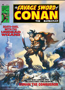 Savage Sword of Conan Vol 1 10