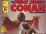 Savage Sword of Conan Vol 1 12