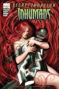 Secret Invasion Inhumans Vol 1 1