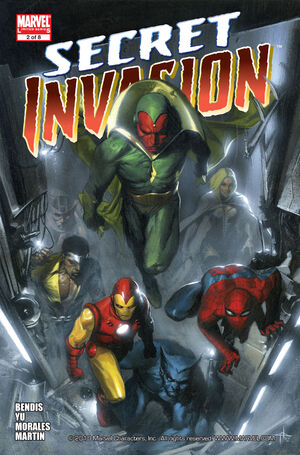 Secret Invasion Vol 1 2