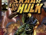Skaar: Son of Hulk Vol 1 1