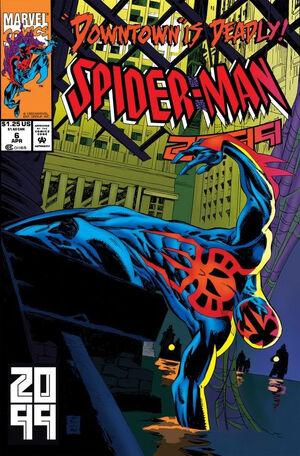 Spider-Man 2099 Vol 1 6