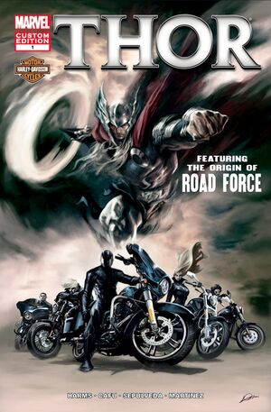 Thor Road Force Vol 1 1