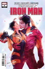 Tony Stark: Iron Man Vol 1 4