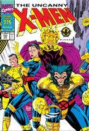 Uncanny X-Men Vol 1 275