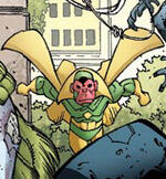 Vision (Earth-95019) from Marvel Apes Prime Eight Special Vol 1 1 001