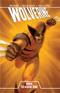 Wolverine Season One Vol 1 1