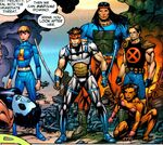 X-Force (Earth-41001) from X-Men The End Vol 1 4 0001