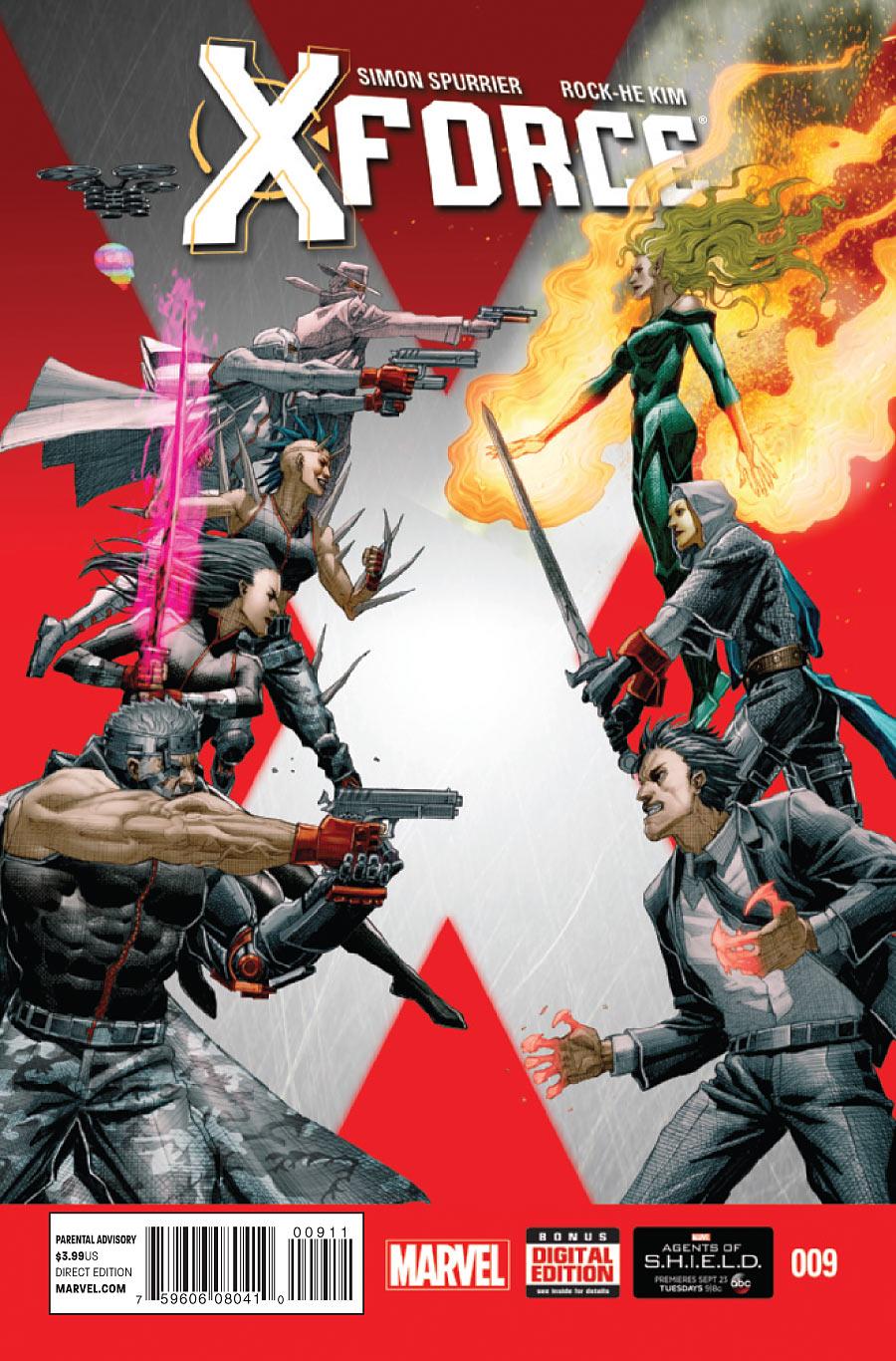X-Force Vol 4 9