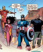 Avengers (Earth-TRN207) from Amazing Spider-Man Annual Vol 1 39 002