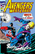 Avengers West Coast Vol 1 69