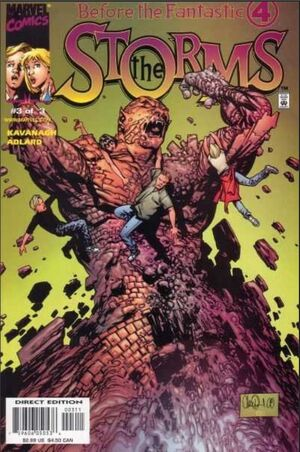 Before the Fantastic Four The Storms Vol 1 3