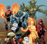 Brotherhood of Evil Mutants (Earth-616) from X-Men Gold Vol 2 1 001
