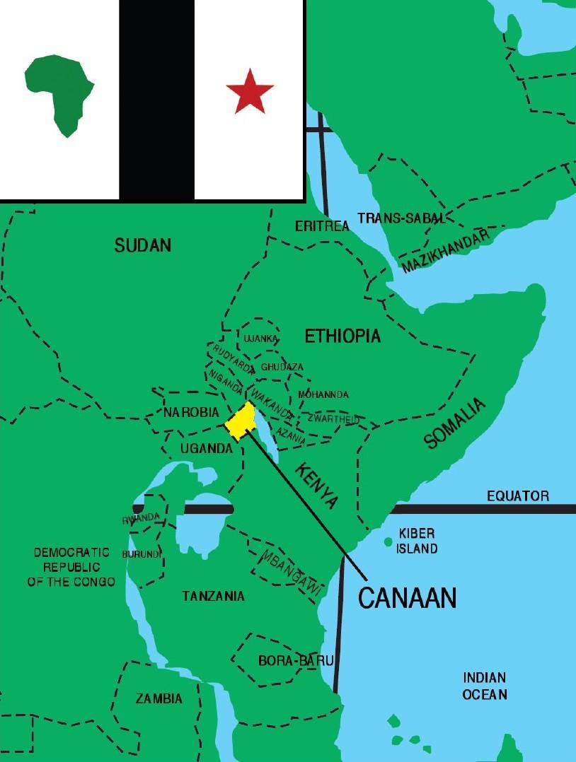 canaan marvel database fandom powered by wikia