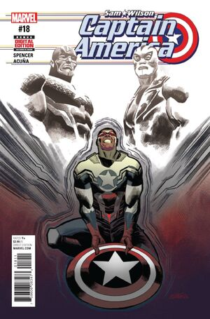 Captain America Sam Wilson Vol 1 18