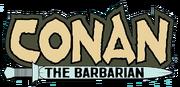 Conan the Barbarian Vol 3 2 Logo