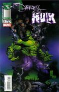 Darkness Incredible Hulk Vol 1 1 Silvestri Variant
