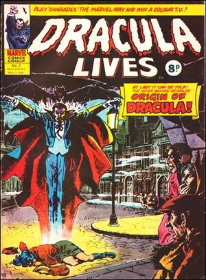 Dracula Lives (UK) Vol 1 2