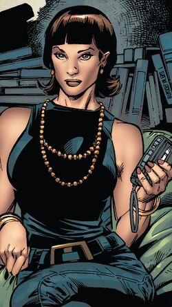 Elizabeth Brant (Earth-616) from Friendly Neighborhood Spider-Man Vol 1 15 001