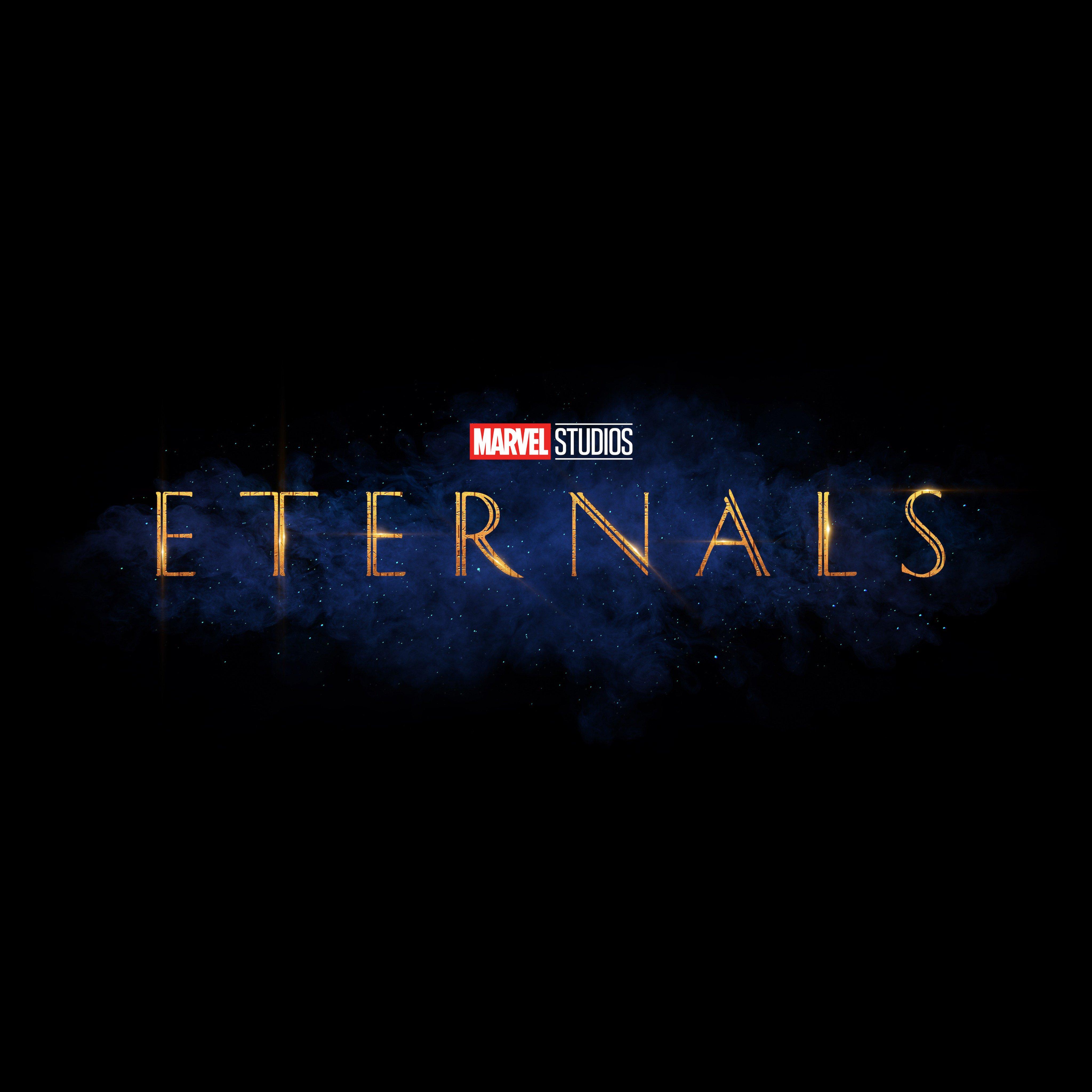 Eternals (film) Logo