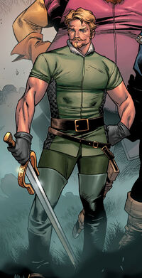 Fandral (Earth-616) from Thor Vol 3 4 0001