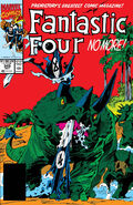 Fantastic Four Vol 1 345