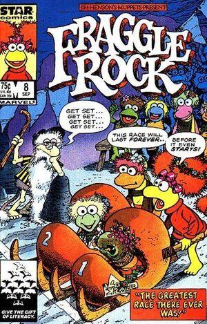Fraggle Rock Vol 1 8