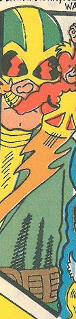 Frank Moore (Earth-77640) from Marvel Age Vol 1 89 0001
