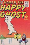 Homer, the Happy Ghost Vol 1 7