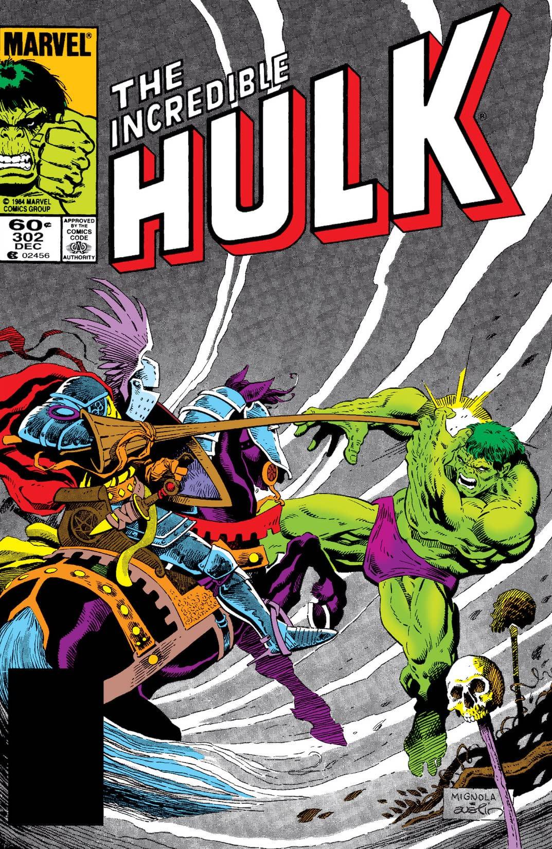 Incredible Hulk Vol 1 302